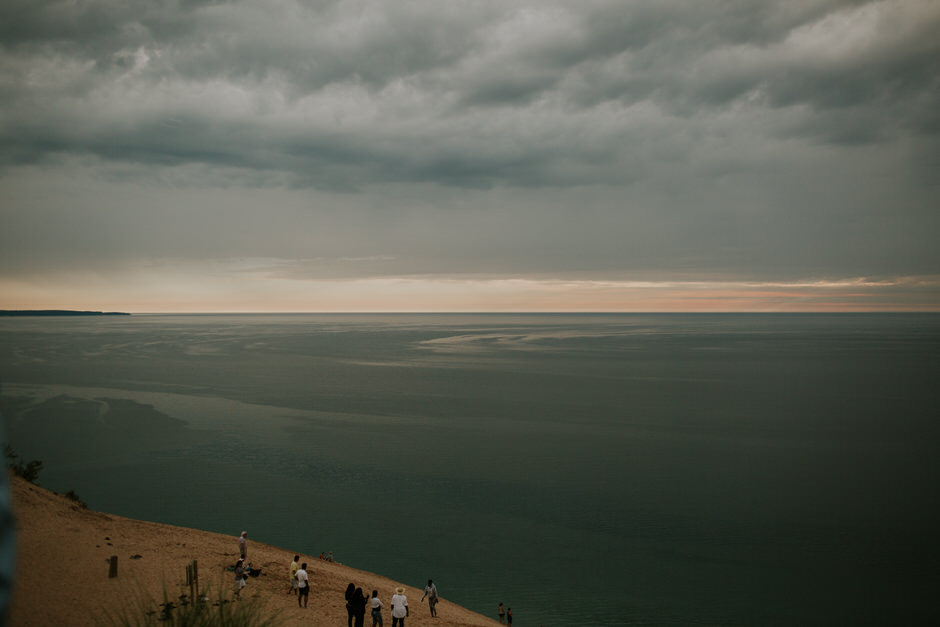 sleeping bear dunes engagement photography01