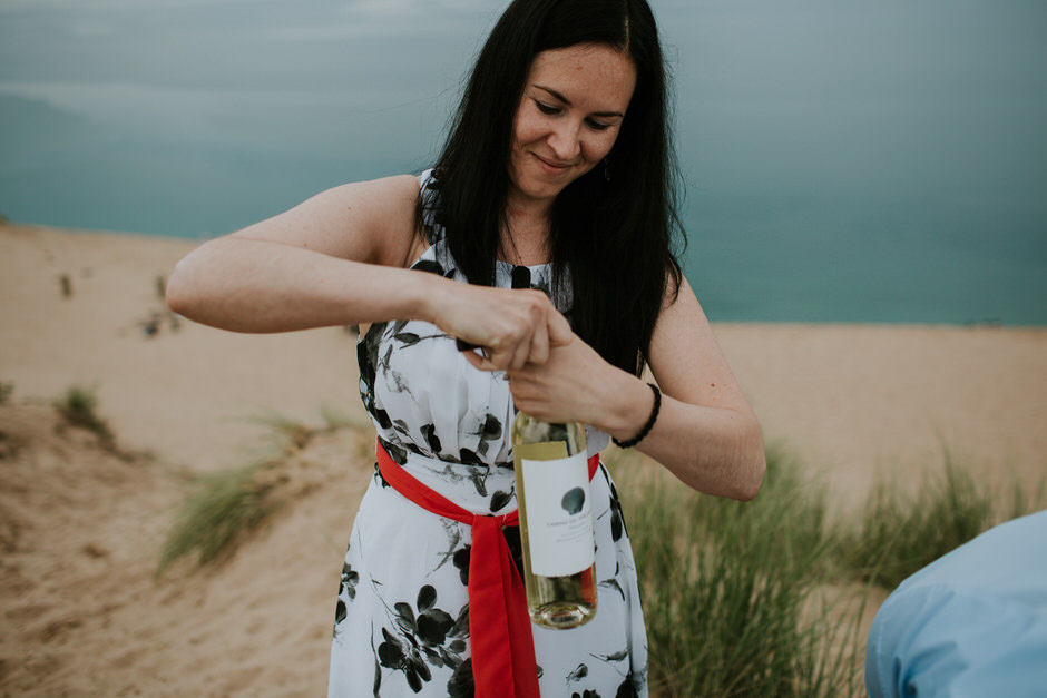 sleeping bear dunes engagement photography02