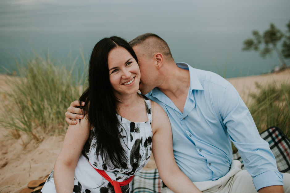 sleeping bear dunes engagement photography14