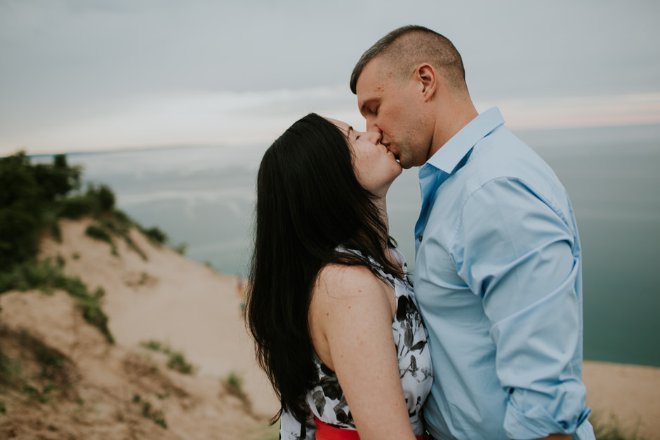 sleeping bear dunes engagement photography19