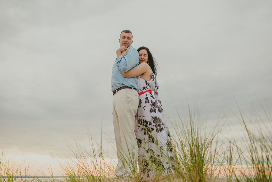 sleeping bear dunes engagement photography31
