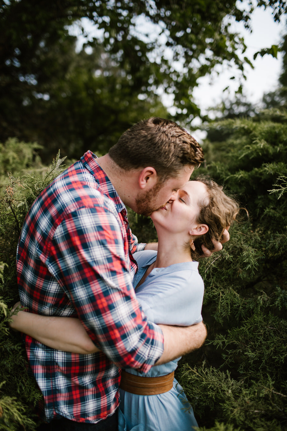 detroit michigan engagement photographer