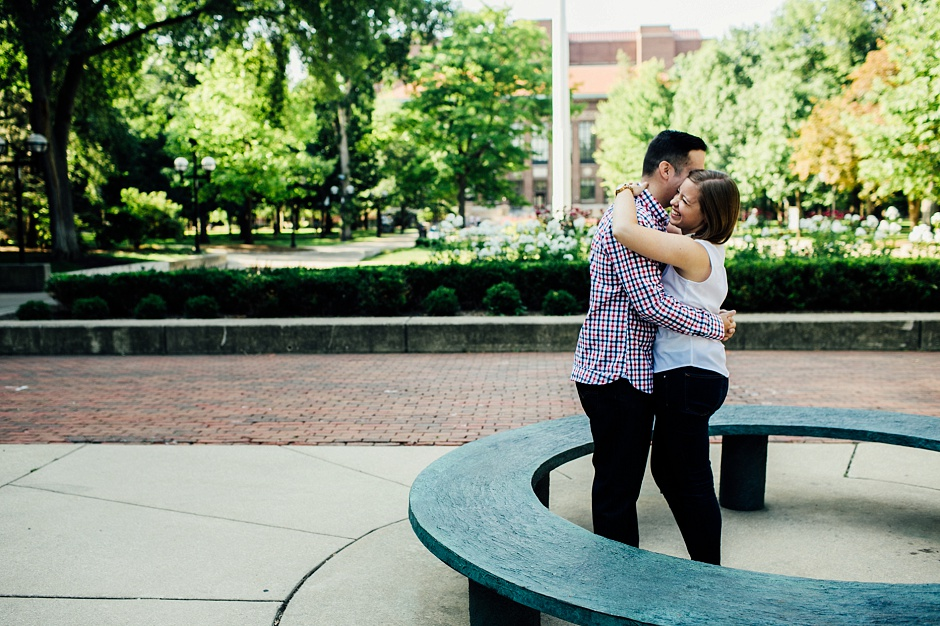 university of michigan engagement