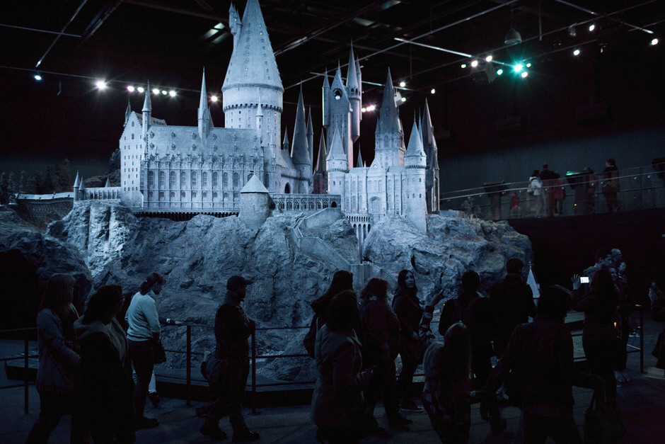 the making of harry potter162