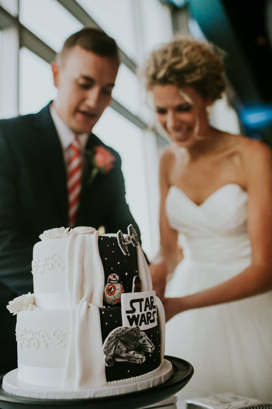 cakabakery starwars cake grand rapids