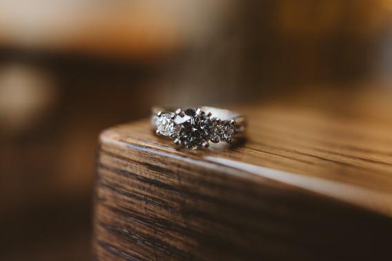 goose island chicago engagement ring