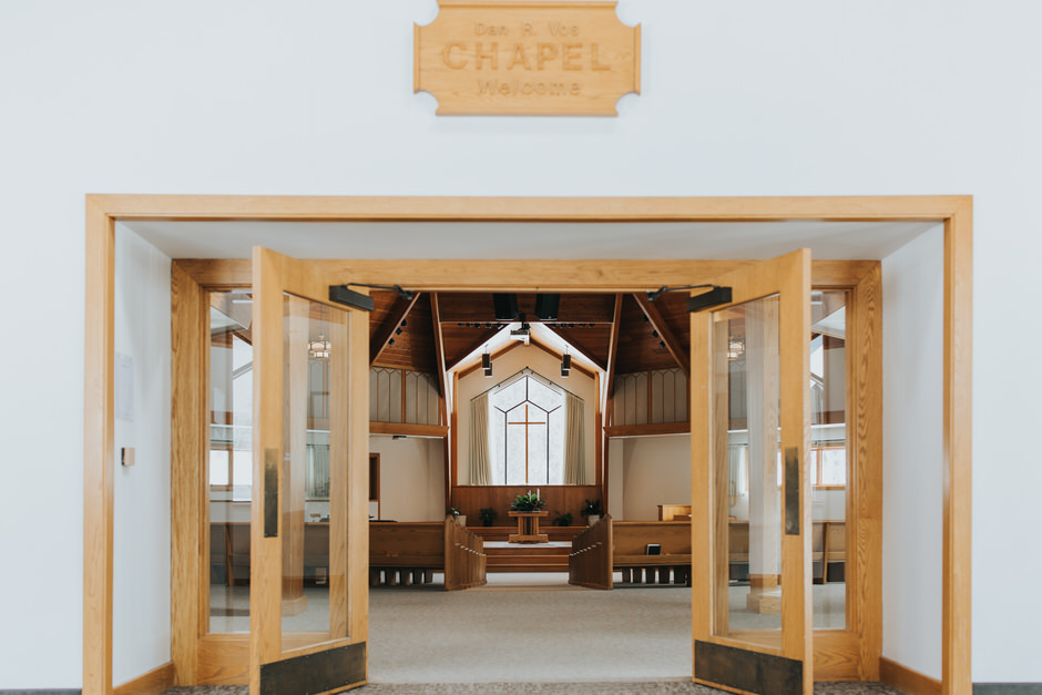 vos chapel kuyper college